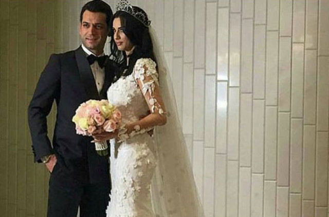 Murat Yıldırım-İmane Elbani çifti, düğün sonrası ilk kez görüntülendi