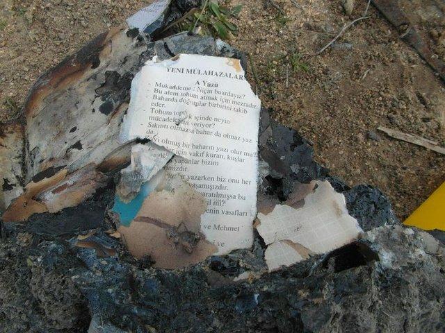 Kaynak Holding'in toprağa gömülü arşivi bulundu