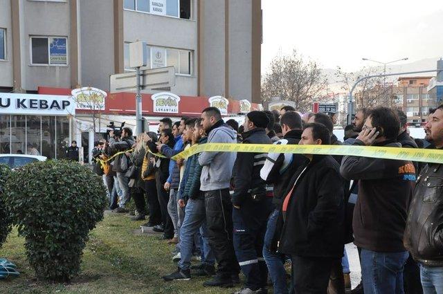 İzmir'deki patlamadan görüntüler!