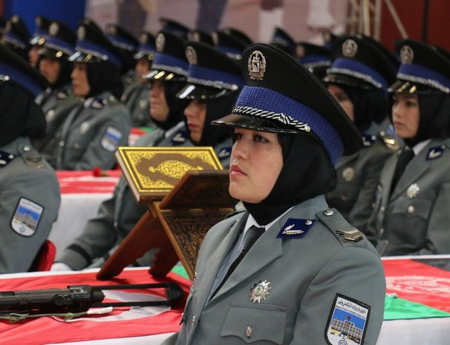 Sivas'ta Afgan polisler mezun oldu