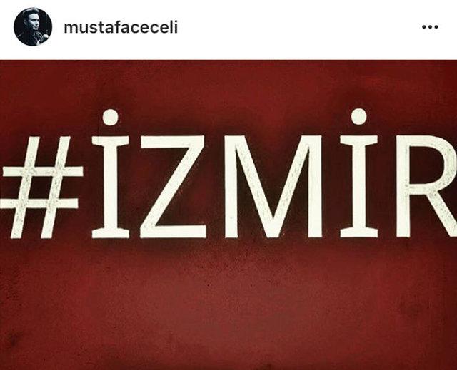 Ünlü isimler İzmir saldırısını kınadı