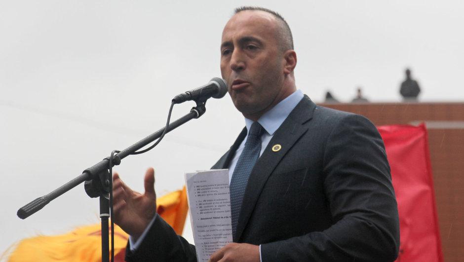 Ramush Haradinaj Fransa Kosova