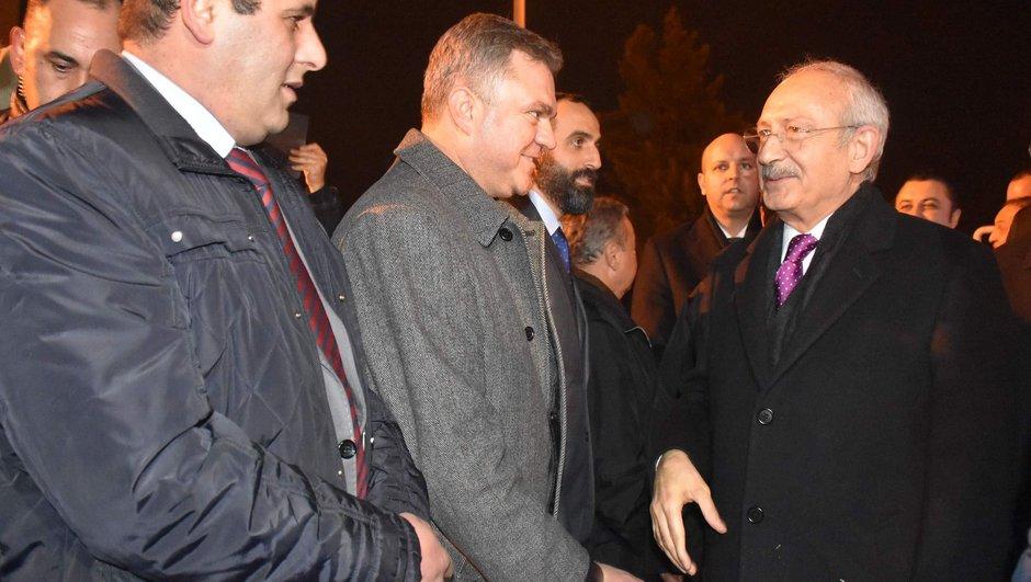 Kemal Kılıçdaroğlu CHP Tekirdağ