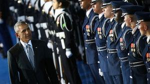 Barack Obama'dan ABD ordusuna veda konuşması