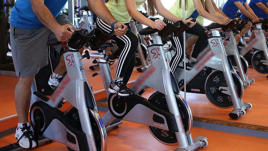 Fitness bilekliği