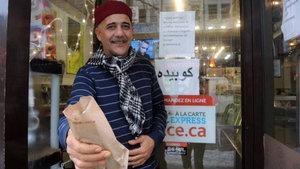 """Montreal'deki Müslüman lokantasında """"Param yok"""" diyene yemek bedava"""