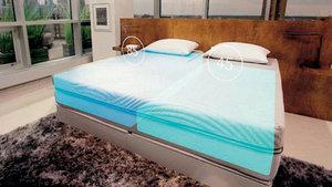 Horlamayı engelleyen akıllı yatak