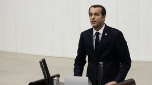 MHP Kocaeli Milletvekili Saffet Sancaklı'dan 'istifa' açıklaması