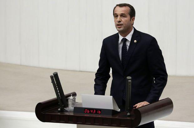 MHP'li vekilden istifa açıklaması