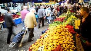 TUİK verilerine göre meyve ve sebzede üretim artışa geçti