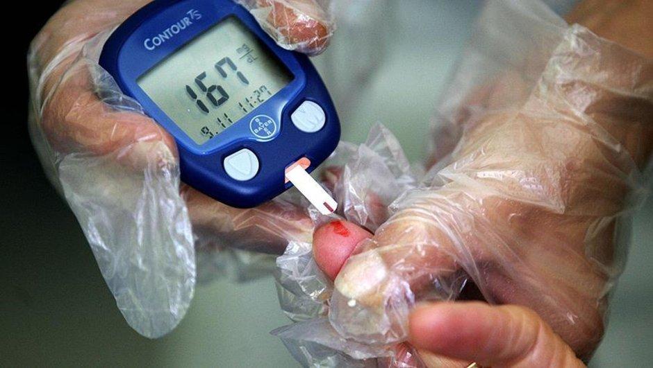 Şeker ölçüm cihazı
