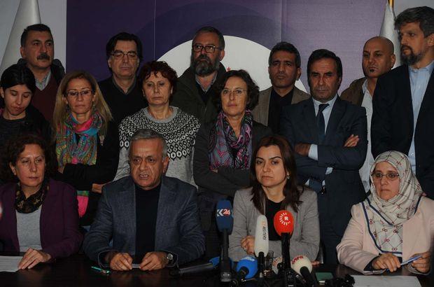 HDP İstanbul Eşbaşkanları tutuklandı