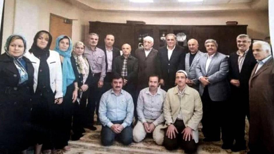 15 Temmuz Darbe Araştırma Komisyonu, AK Parti