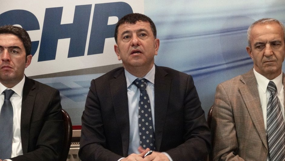 Veli Ağbaba, CHP