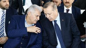 Erdoğan ve Yıldırım Keçiören Metrosu'nu açtı