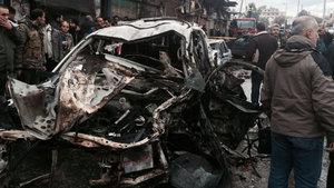 Suriye'nin Lazkiye kentinde patlama!