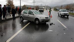 Muğla'da trafik kazası