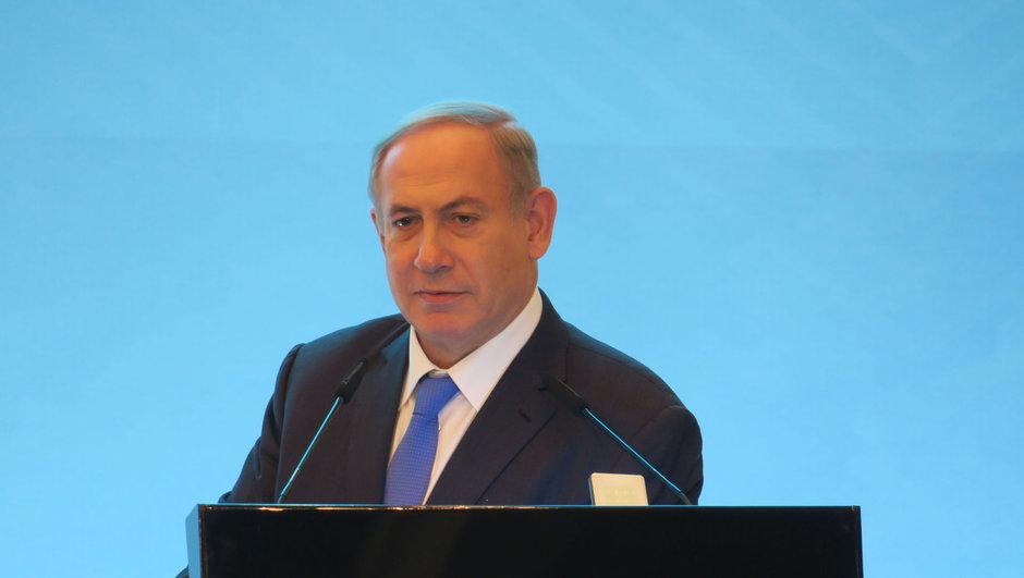 Binyamin Netanyahu İsrail