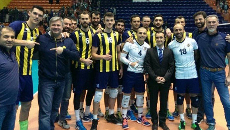 Hapoel Mate: 0 - Fenerbahçe: 3