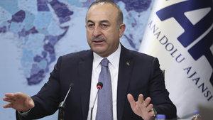 Mevlüt Çavuşoğlu: Ateşkesi ihlal edenlere karşı yaptırım uygulanmalı