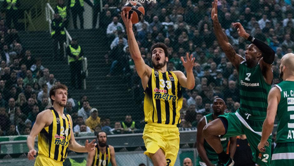 Nikola Kalinic Fenerbahçe basketbol ceza TBF Disiplin Kurulu