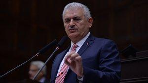 Başbakan Binali Yıldırım: Alçak örgütler vardiyalı çalışmaya başladılar