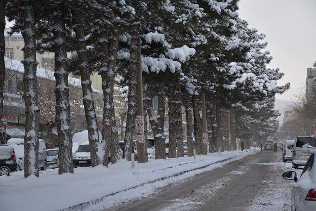 36 saat aralıksız kar yağacak