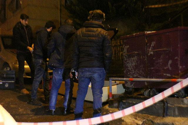 Şişli'de çöpe atılmış bazadan siyahi erkek cesedi çıktı