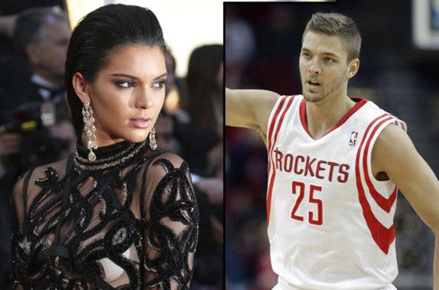 Kendall Jenner'ın yeni aşkı NBA yıldızı Chandler Parsons