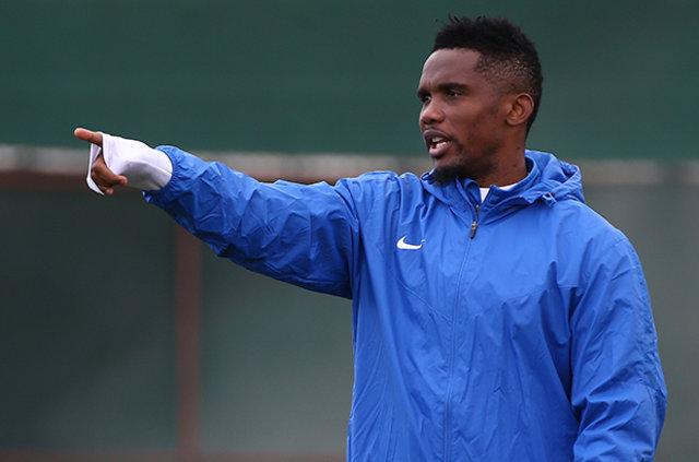 Samuel Eto'o transferinde son dakika! İşte yeni takımı...