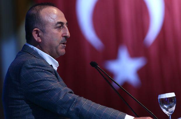 Bakan Çavuşoğlu'ndan flaş İncirlik açıklaması