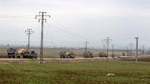 TSK: 140 hedef imha edildi, 32 DEAŞ'lı öldürüldü