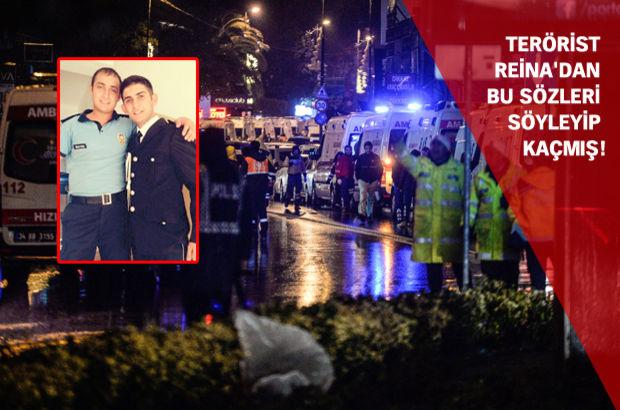 Reina şehit polis Burak Yıldız ve Ağabeyi Murat Yıldız