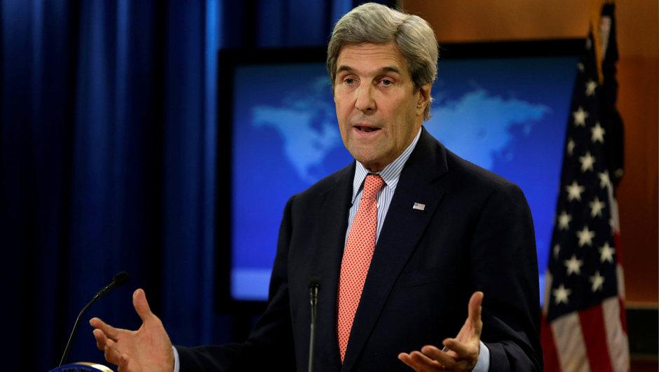 ABD Dışişleri Bakanı John Kerry ABD Başkanı Barack Obama DEAŞ Suriye'ye askeri müdahale