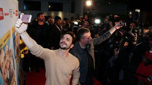 Ahmet Kural ve Murat Cemcir'den Berlin selfie'si