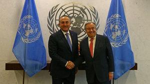 Dışişleri Bakanı Mevlüt Çavuşoğlu: Ateşkesi ihlal edenlere karşı yaptırım uygulanmalı