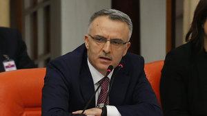 Naci Ağbal: KDV iadesi aynı yıl yapılacak