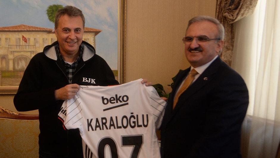 Fikret Orman Beşiktaş Samuel Eto'o transfer