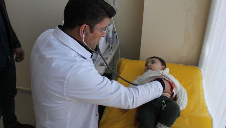 Türkiye sağlık hizmetleri