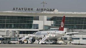 Yeni İstanbul Havalimanı'nın yüzde 40'ı tamamlandı