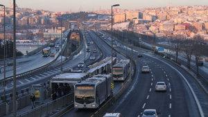 İstanbul'da bu yollar kapalı (06 Ocak 2017)