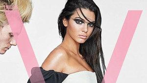 Kendall Jenner dövmelendi