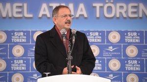 Çevre Bakanı Özhaseki: Terör örgütlerinin canına okuyacağız