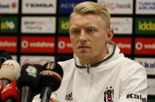Andreas Beck Beşiktaş Matej Mitrovic Samuel Eto'o Mario Gomez