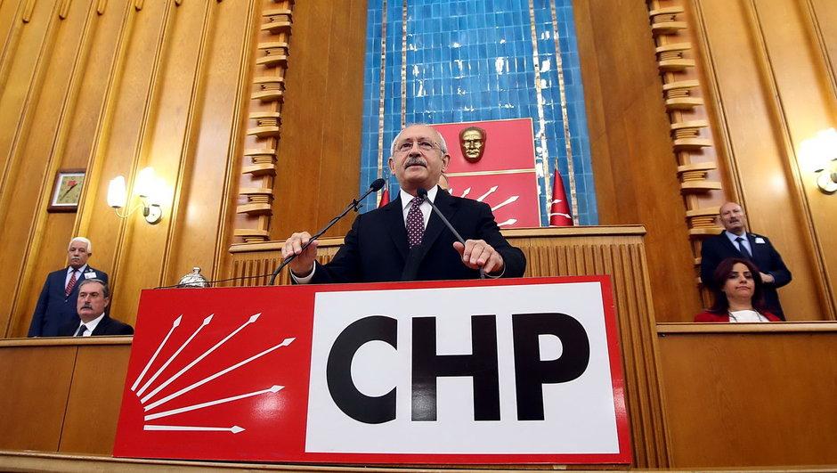 CHP Kemal Kılıçdaroğlu Anayasa