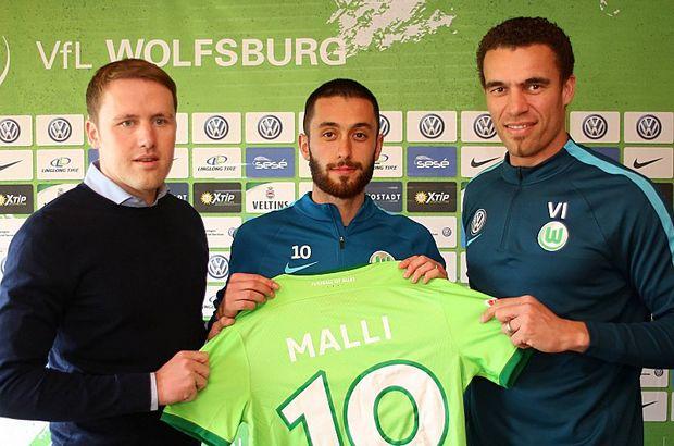 Yunus Mallı Wolfsburg