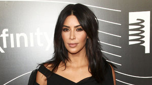 Kim Kardashian'ın kıyafeti olay oldu