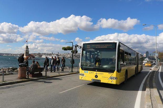 İstanbul İETT otobüsü