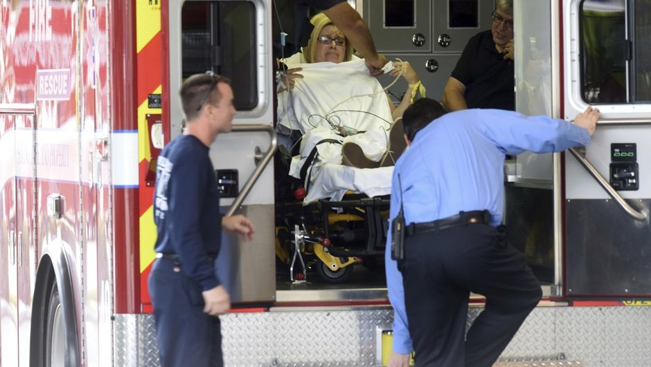 ABD'de havalimanında saldırı: 5 ölü, 8 yaralı