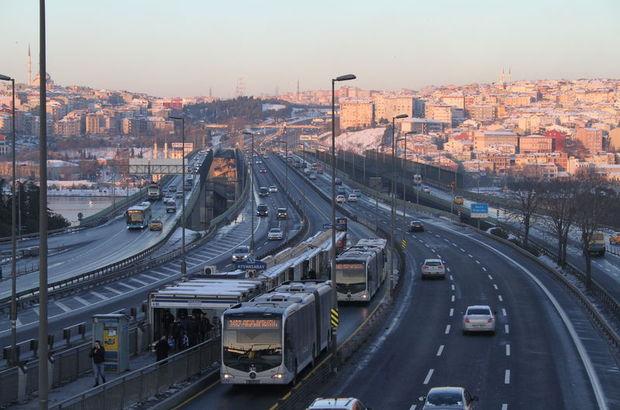 İstanbul Ataşehir kapalı yollar! (06 Ocak 2017)